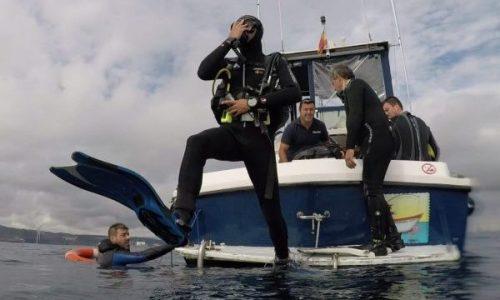 boat dives gran canaria