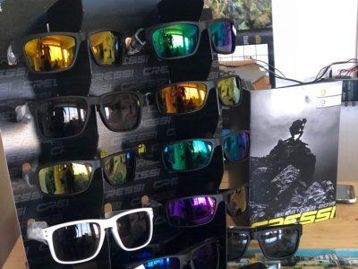 diving sunglasses