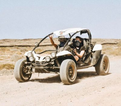 buggies in sand