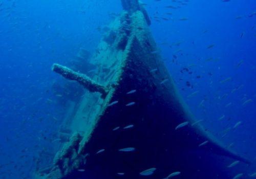arona wreck