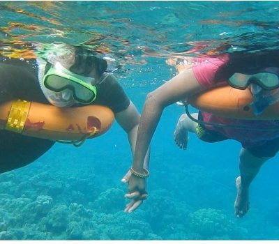 safety snorkelling